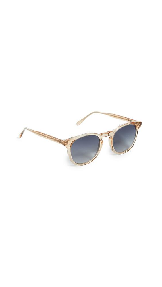 72cb432f4f525 Illesteva Horn Leonard Ii Sunglasses in Animal (horn)