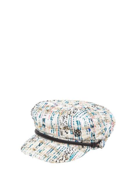 MAISON MICHEL Abby Tweed Hat