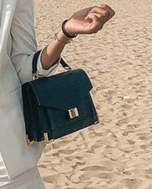 bag black bag classy