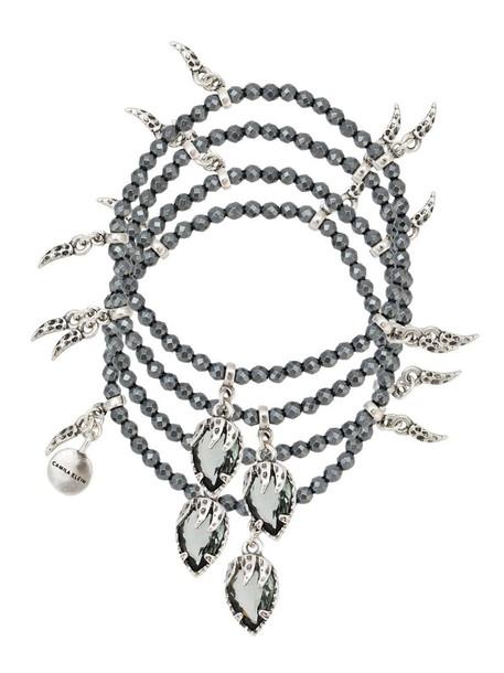 Camila Klein 3 bracelets set in silver