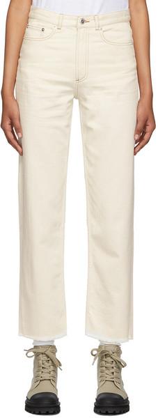 A.P.C. A.P.C. Off-White Alan Jeans