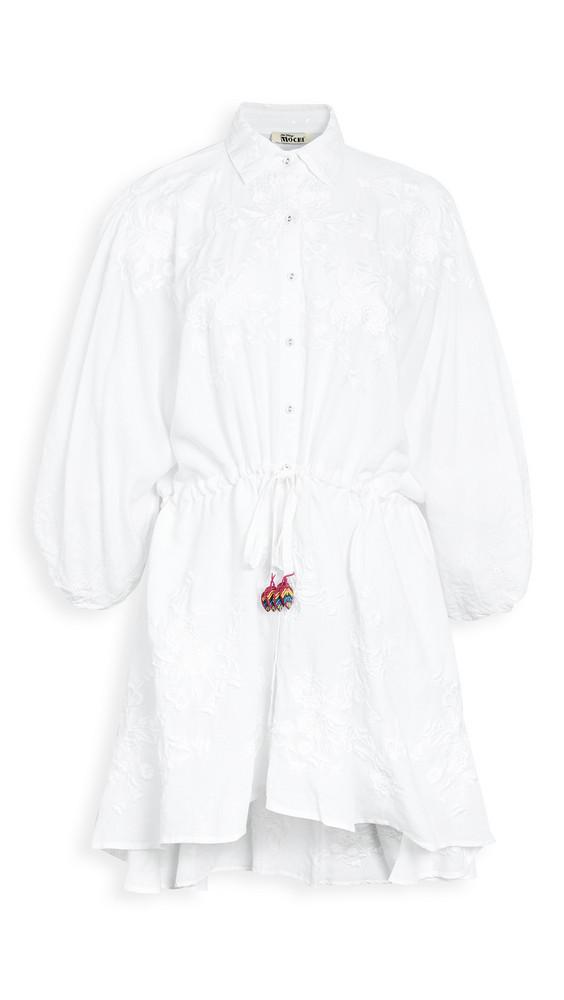 All Things Mochi Malaya Dress in white