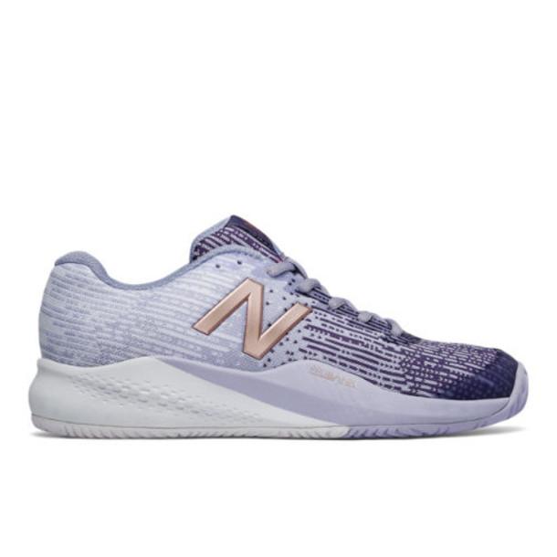 New Balance 996v3 Women's Tennis Shoes - Purple/Pink (WC996CR3)