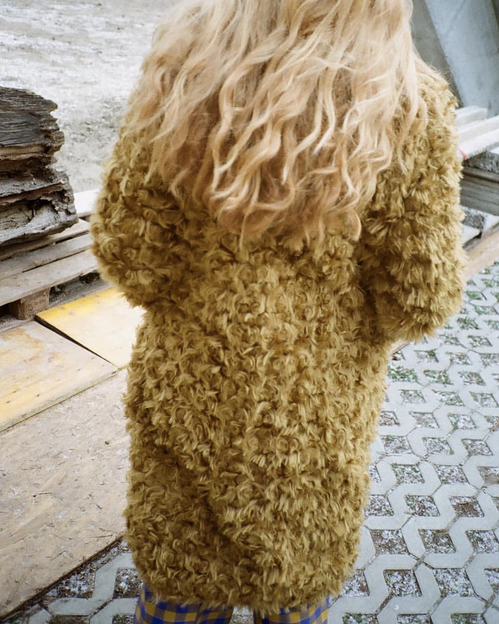 coat brown coat