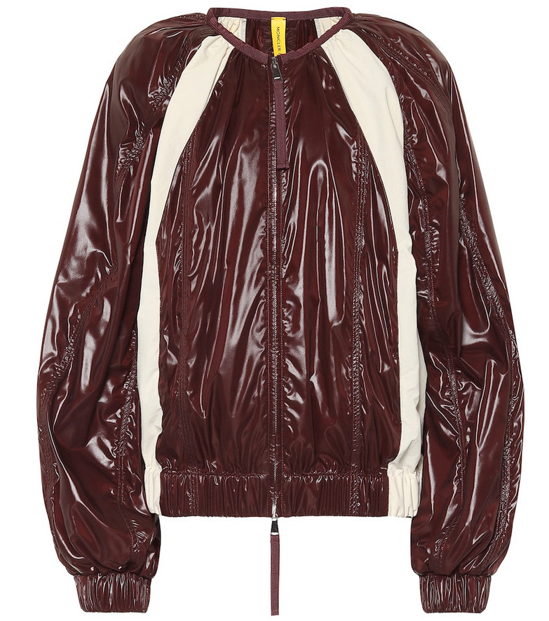 Moncler Genius Exclusive to Mytheresa – 2 MONCLER 1952 Zinnia bomber jacket in purple