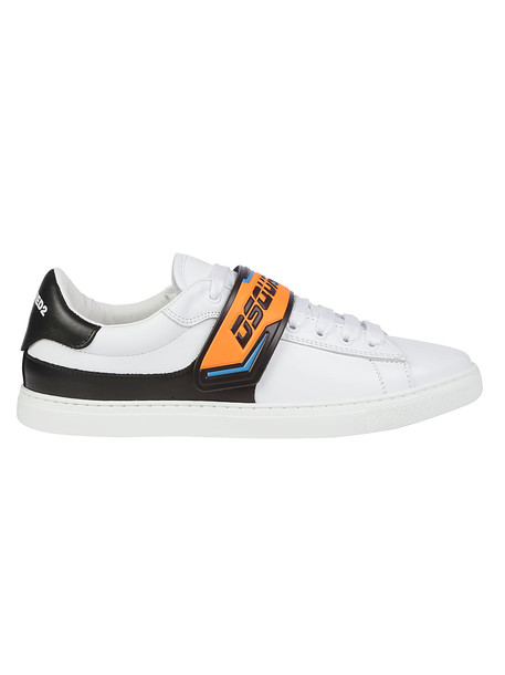 Dsquared2 Sneakers in bianco