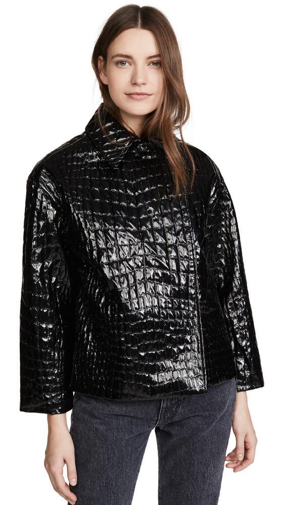 ANINE BING Liza Jacket in black