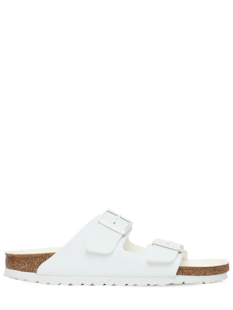 BIRKENSTOCK Classic Bf Triples Sandals in white