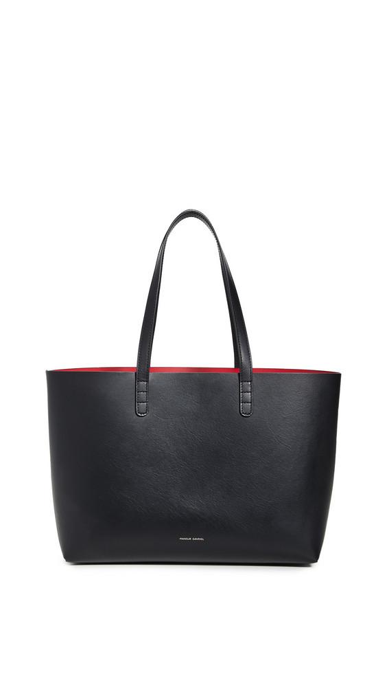 Mansur Gavriel Small Tote Bag in black