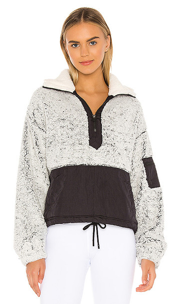 Free People X FP Movement BFF Pullover in Gray