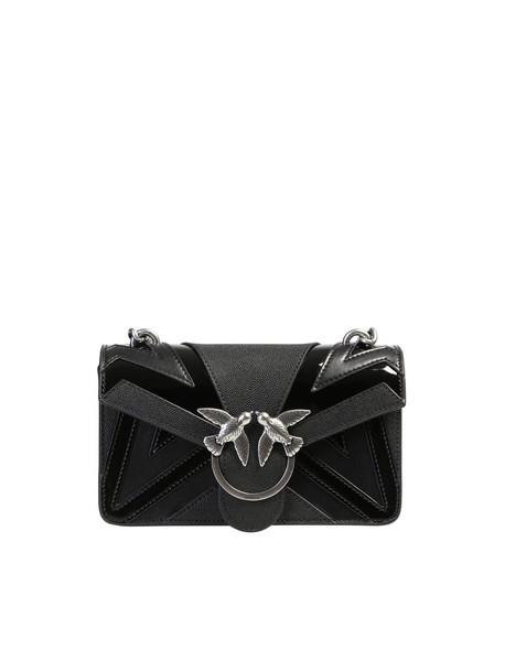 Pinko Mini Love Bag in black