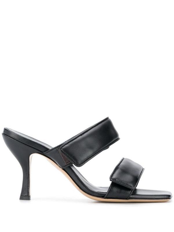 Gia Couture x Pernille Teisbaek Perni 03 80 sandals in black