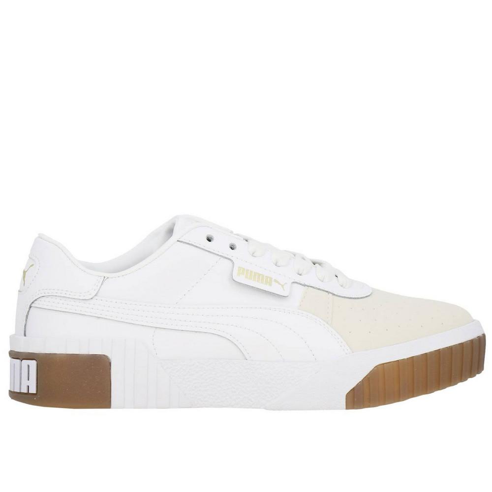 Puma Sneakers Shoes Women Puma in white