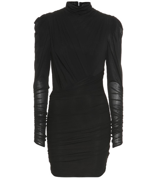 Isabel Marant Jisola minidress in black