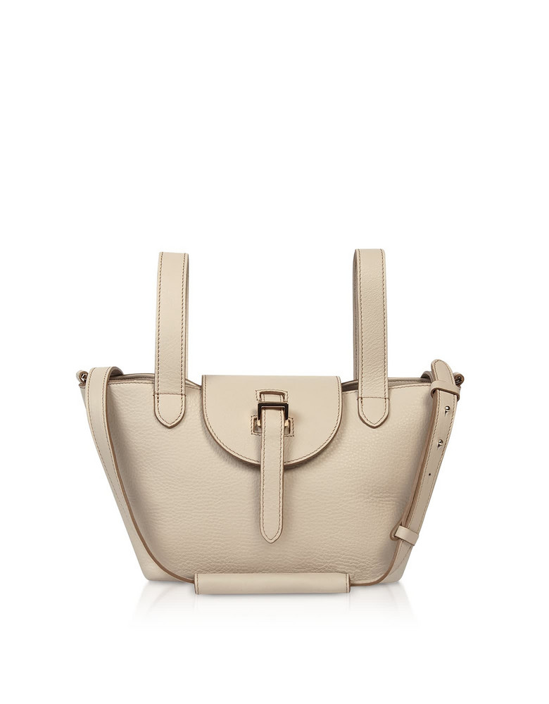 Meli Melo Porcelain Thela Mini Tote Bag in pink