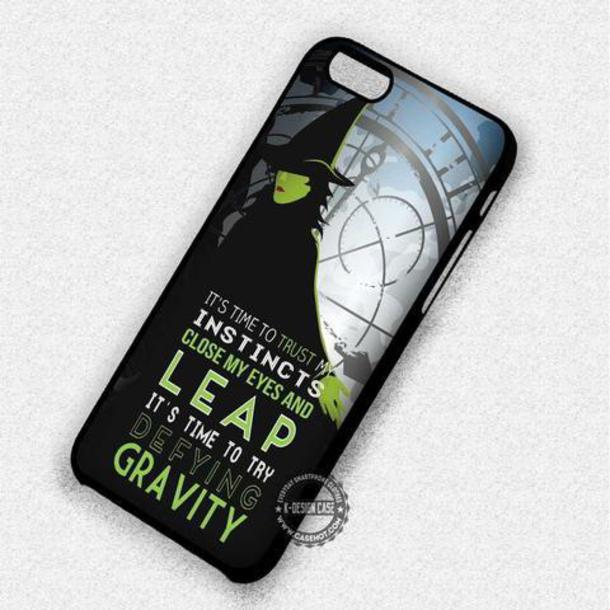 top music wicked broadway musical iphone cover iphone case iphone 7 case iphone 7 plus iphone 6 case iphone 6 plus iphone 6s iphone 6s plus iphone 5 case iphone 5c iphone 5s iphone se iphone 4 case iphone 4s