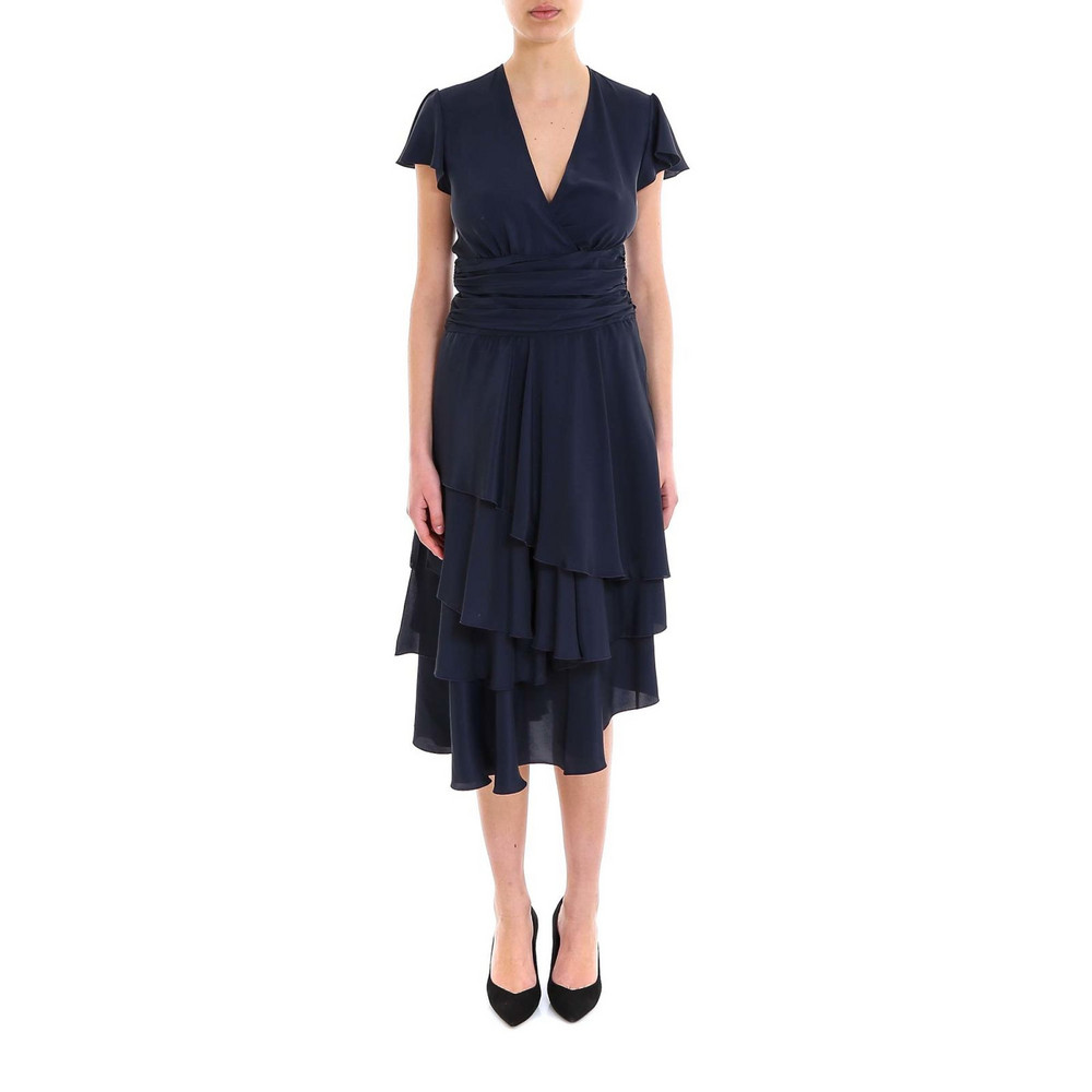 Lardini Antares Dress in blue