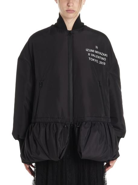 Valentino izumi Miyazaki Jacket in black