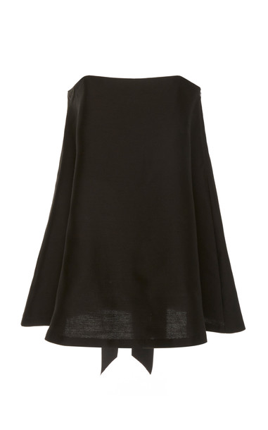 macgraw Forget-Me-Not Top Size: 6 in black