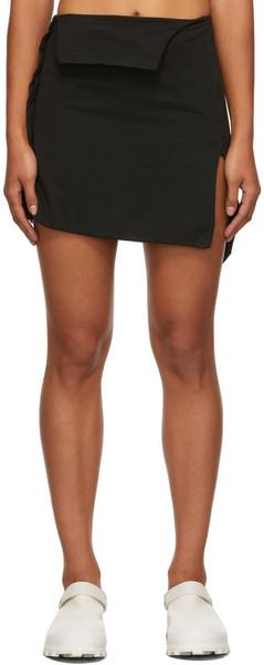 Lourdes Pisco Skirt in black