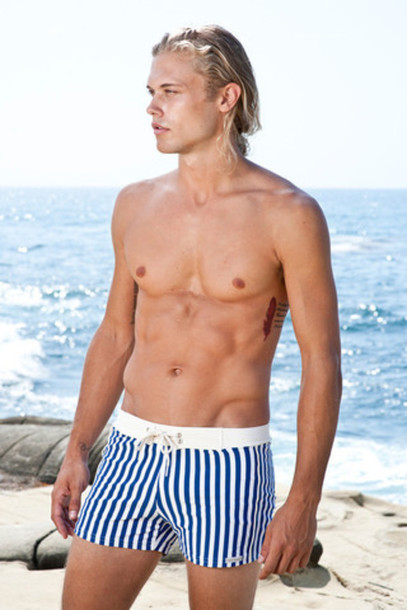 shorts sauvage swimwear swim trunks bikiniluxe