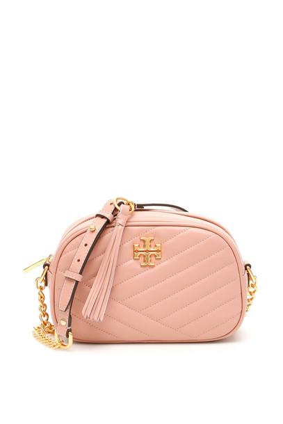 Tory Burch Kira Chevron Bag in pink