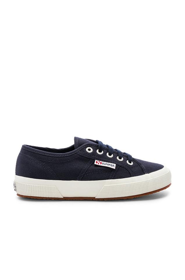 Superga 2750 COTW Sneaker in navy