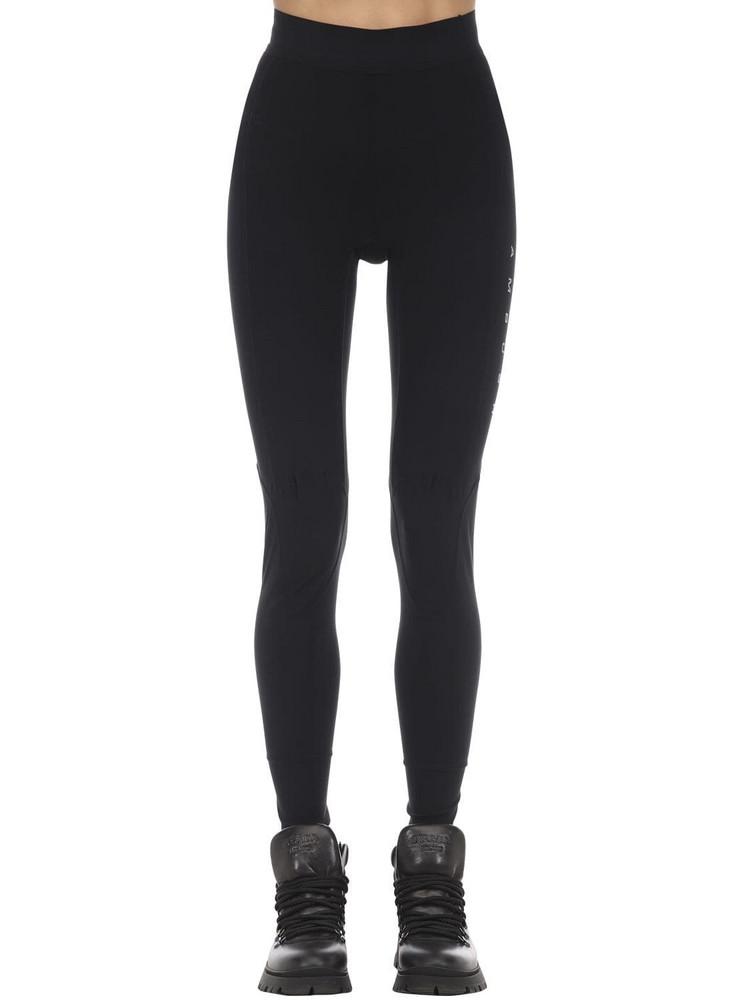 AMBUSH Printed Tech Jersey Leggings in black