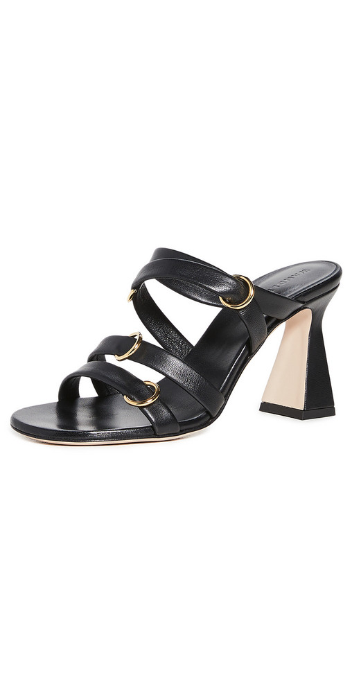 Wandler Lara Sandals in black