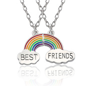 jewels,necklace,bff,bff necklaces,friendship necklaces,friendship gifts,gullei,gullei.com,best friends necklaces,anniversary gifts,valentines gifts