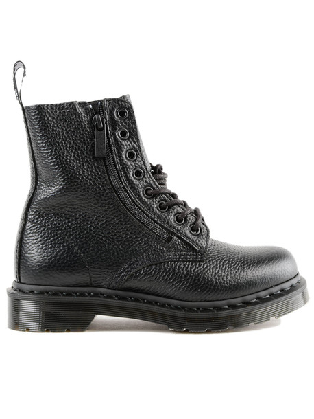 Dr. Martens Pascal Aunt Sally Lace-up Boots in black
