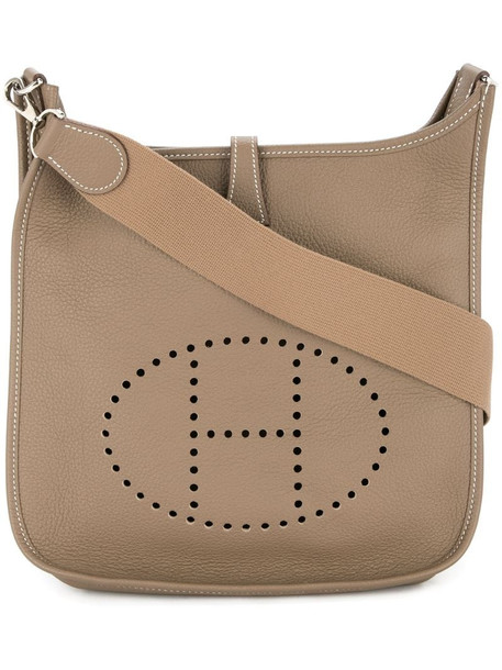 Hermès 2010 pre-owned Evelyne Poche 3 29 shoulder bag in grey