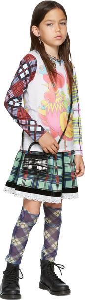 Chopova Lowena SSENSE Exclusive Kids Multicolor Printed Rooster Long Sleeve T-Shirt