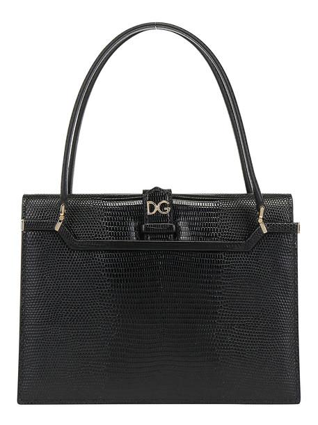 Dolce & Gabbana Ingrid Handbag in nero