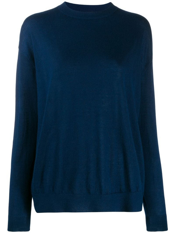 Le Kasha Mexico jumper in blue
