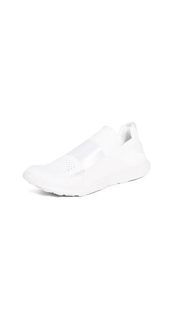 APL: Athletic Propulsion Labs TechLoom Bliss Sneaker in white