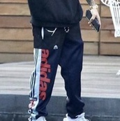 pants,justin bieber,adidas,joggers