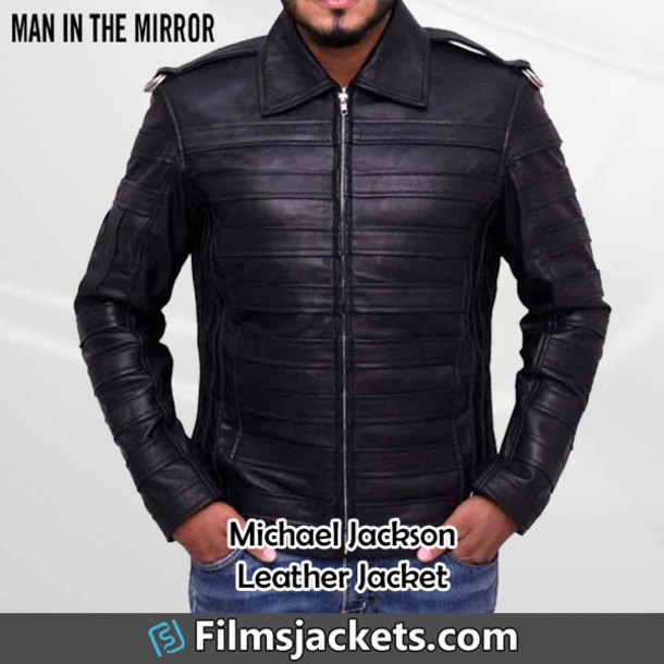 coat singer michael jackson leather jacket jacket fashion outfit mens  fashion style menswear men's outfit