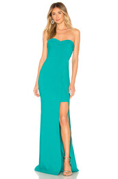 gown,turquoise,dress