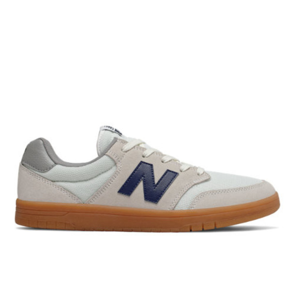 New Balance All Coasts 425 Men's Shoes - White/Tan (AM425WTR)