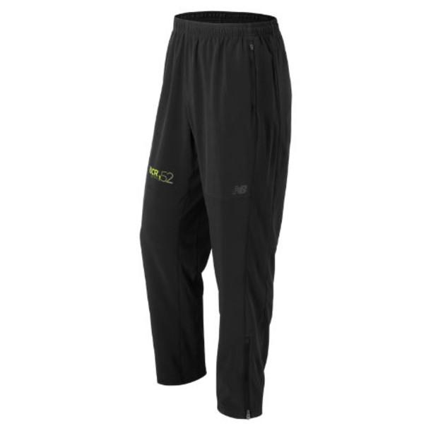 New Balance 53041 Men's HOCR Windcheater Pant - Black (MP53041EBK)
