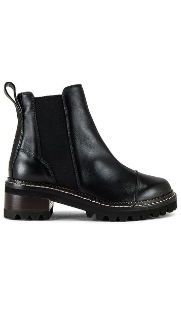 See By Chloe Mallory Chelsea Boot in Black