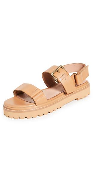 Madewell Chunky Lug Sandals