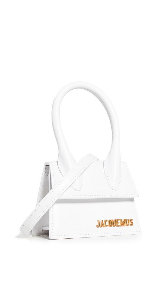 Jacquemus Le Chiquito Bag in white