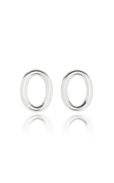 Isabel Lennse Sterling Silver Earrings