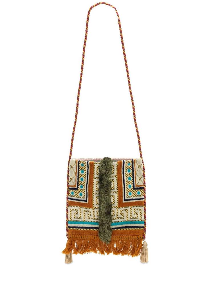 MALAGA4 Mini Tappezzeria Shoulder Bag