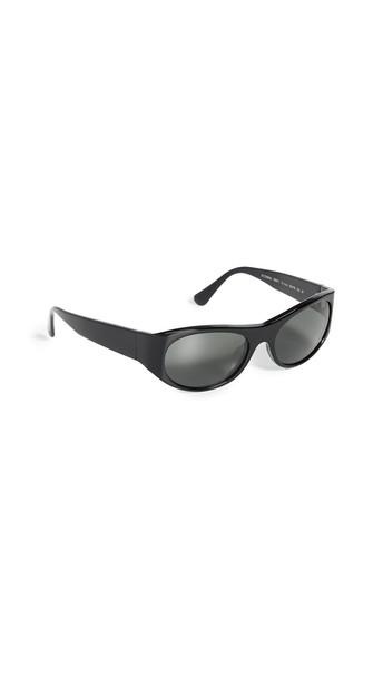 Oliver Peoples Eyewear Exton Sunglasses in black