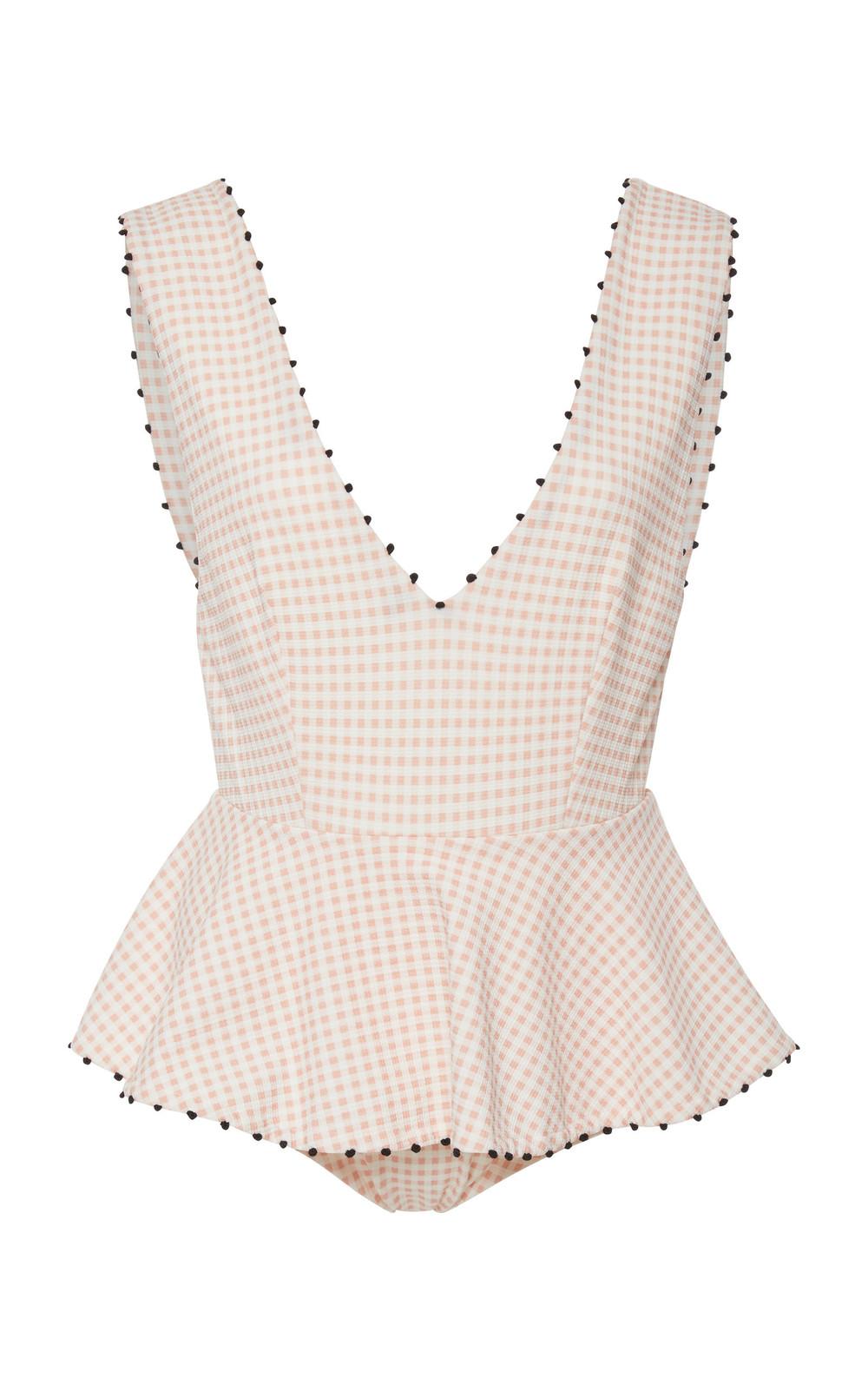 Marysia Swim Gramercy One-Piece Swimsuit in pink