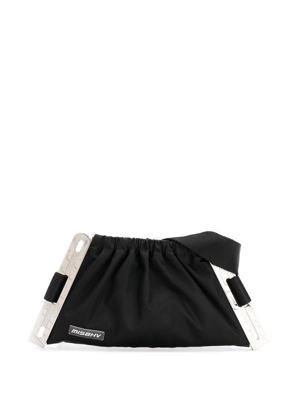 MISBHV Banana logo belt bag in black