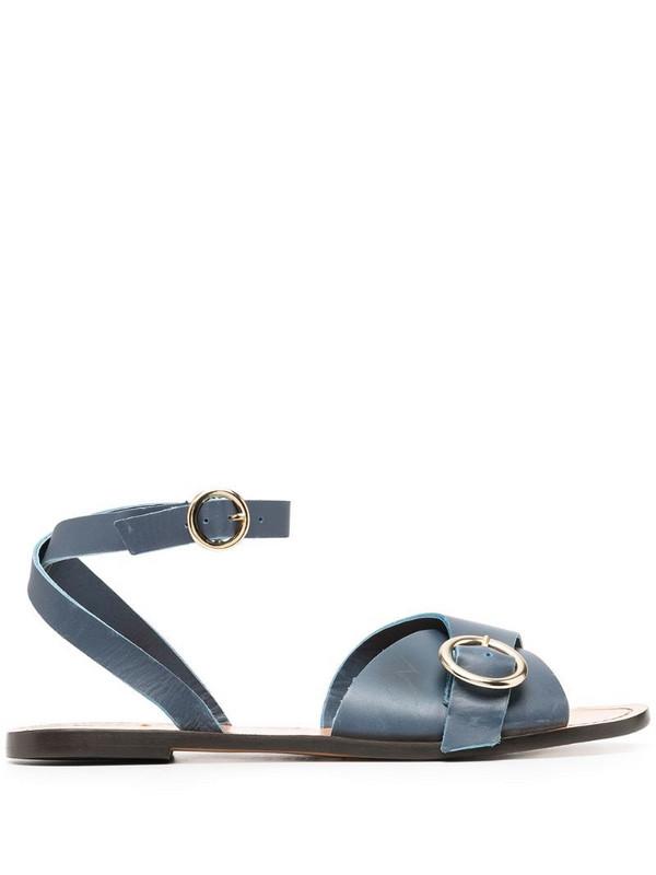 Tila March Sedano sandals in blue